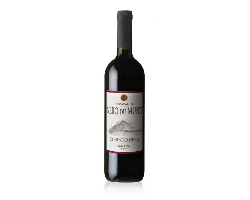 Caravaglio - Nero di Munti - Salina Rosso IGP