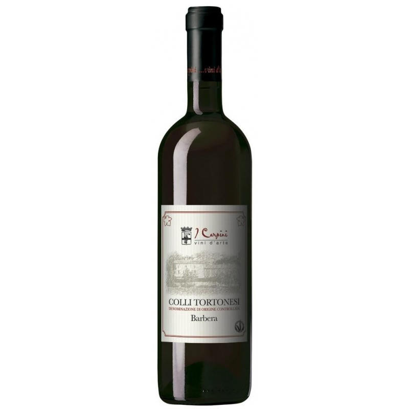 I Carpini - Barbera Colli Tortonesi 2014