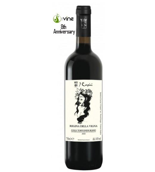 I Carpini - Regina Dell Vigna - The Vine 8e Bday wijn 2010