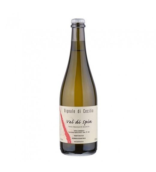 Vignale Di Cecilia - Val de Spin - Vino Bianco Frizzante