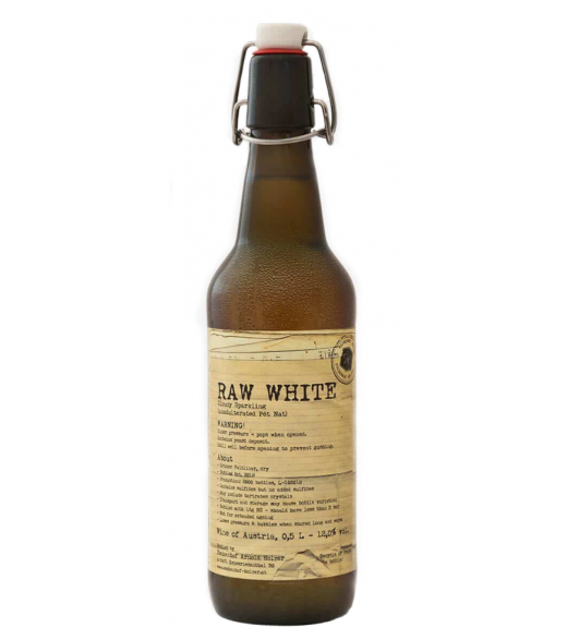Eschenhof Holzer - Raw White