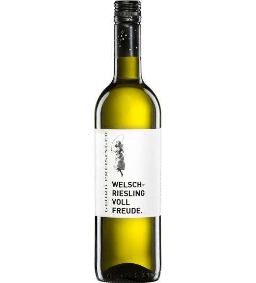 Georg Preisinger - Welschriesling Vol Freude